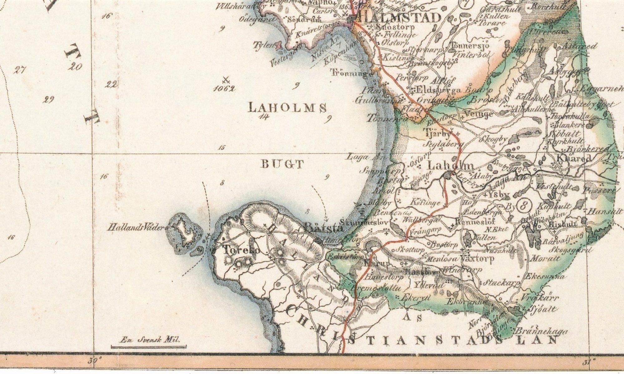 Södra Hallands Släktforskningsring